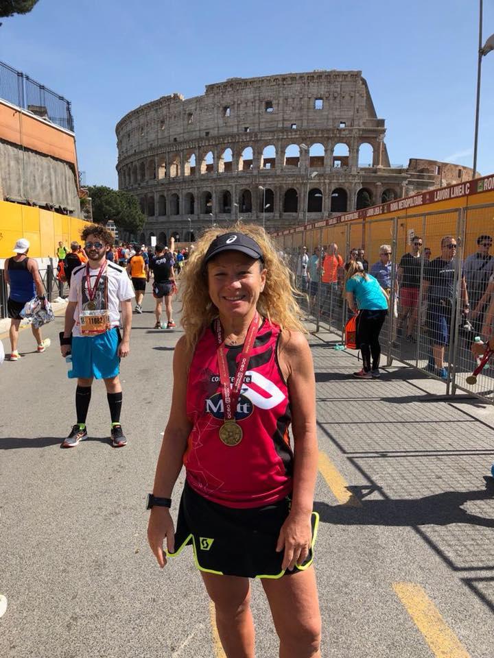 recensione maratona di roma 2018