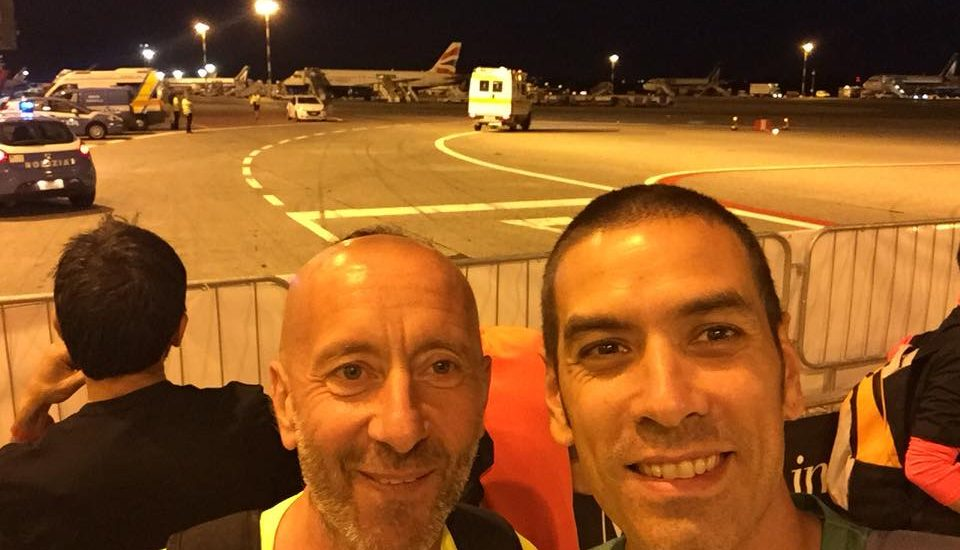 Milano linate night run correre oltre runtrip
