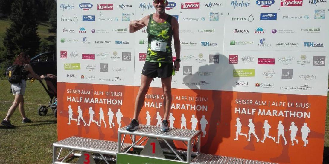 recensione Mezza Maratona Alpe Siusi correre oltre asd runtrip