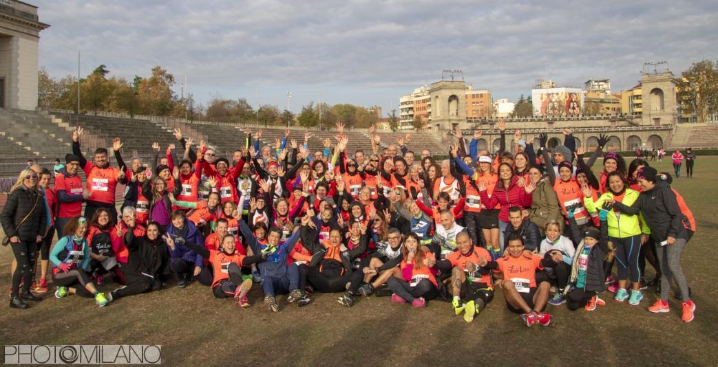 run for life 2018 correre oltre asd